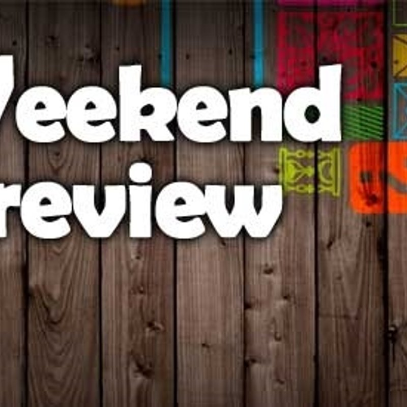 Weekend Preview