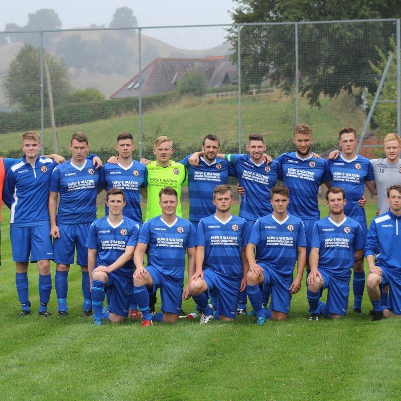 First Team lose to Porthmadog 0 - 2