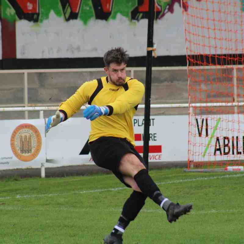 Conwy v Llanrhaeadr (League Cup)