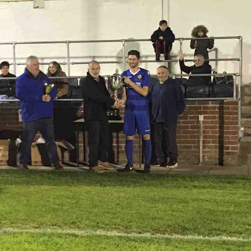 Montgomeryshire Cup Final