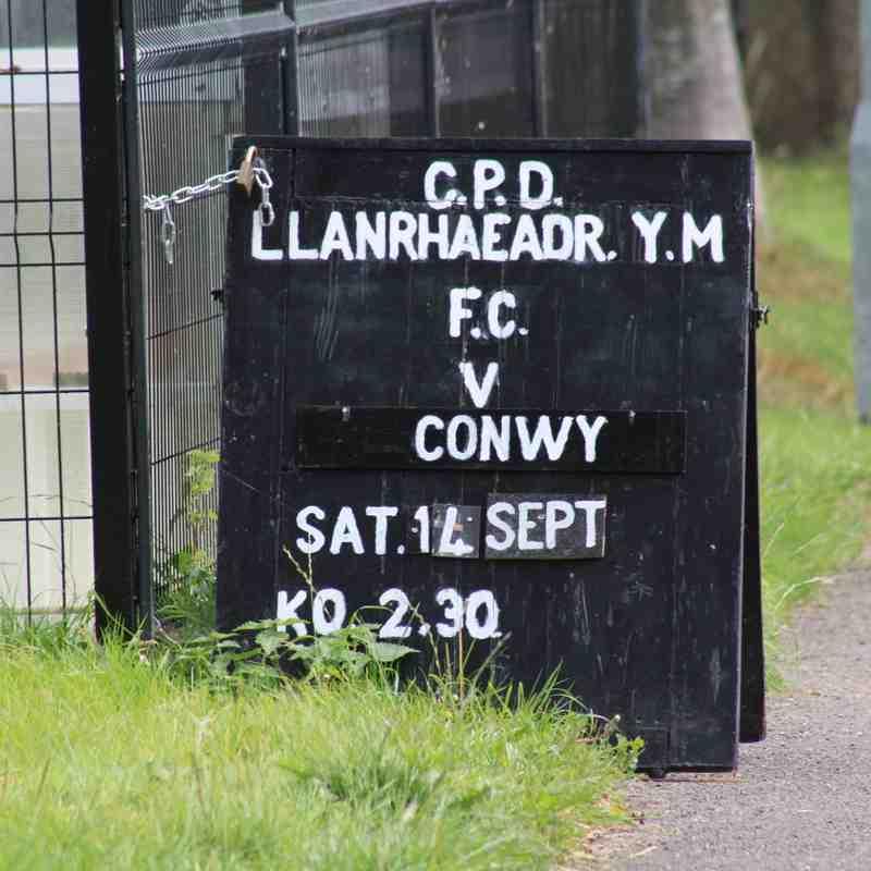Llanrhaeadr v Conwy Borough