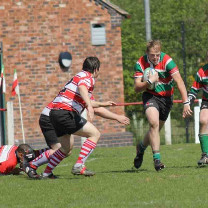 Burntwood A 17-10 Warley