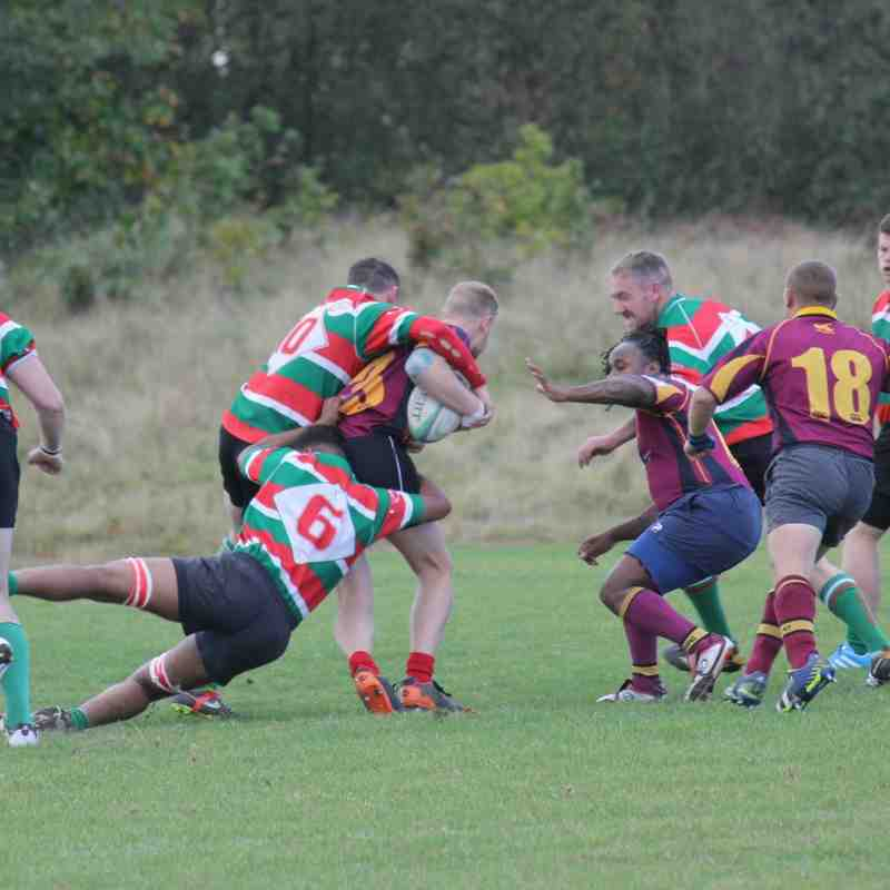 Burntwood 2s v Willenahll
