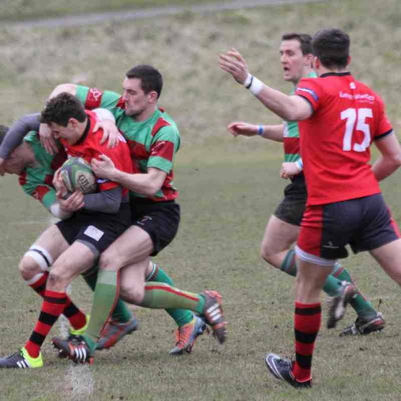 Burntwood 27-23 Ludlow