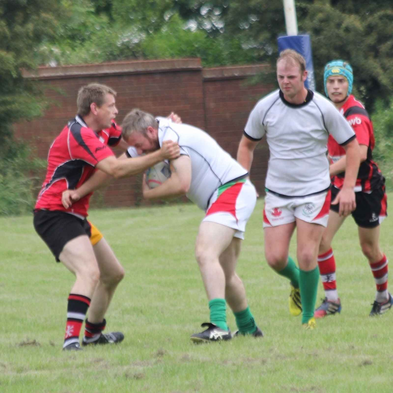 Burntwood Grasshoppers at Stafford 7s