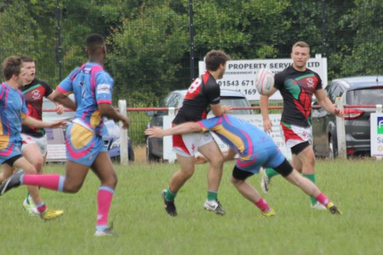Burntwood host 7s