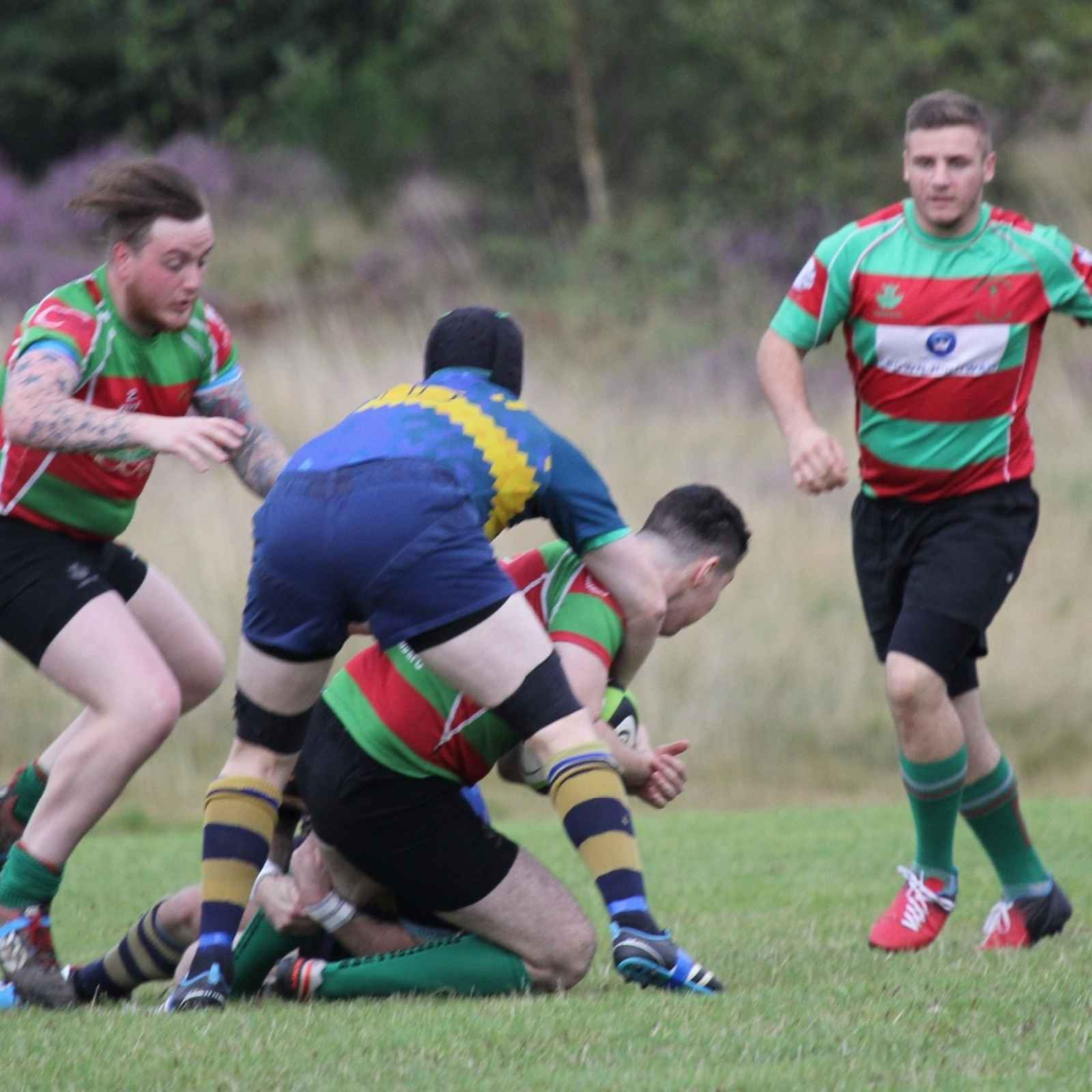 Burntwood 2s v Cannock 2s