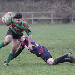 Clee Hill 10-3 Burntwood
