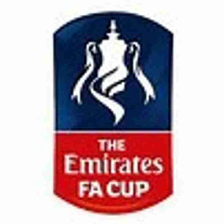FA Cup Qualifying Round 2 Draw