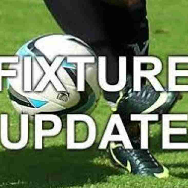 Fixture Re-arrangements