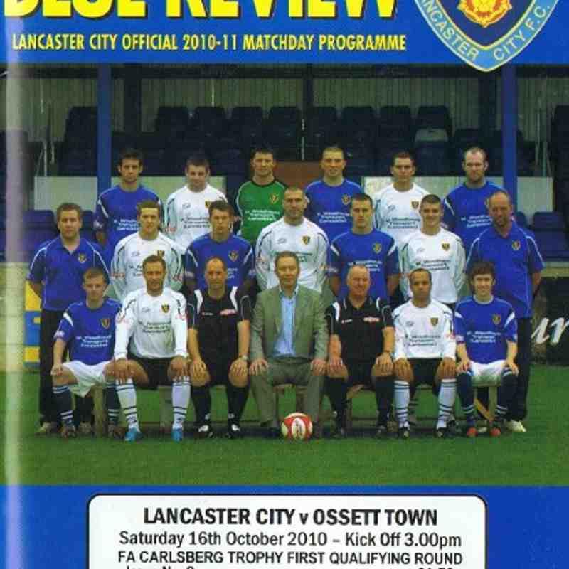 Lancaster City v Ossett Town courtesy od Donald Radsma