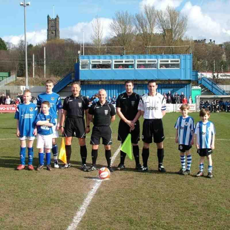 Lancaster City v Chester 19-03-11