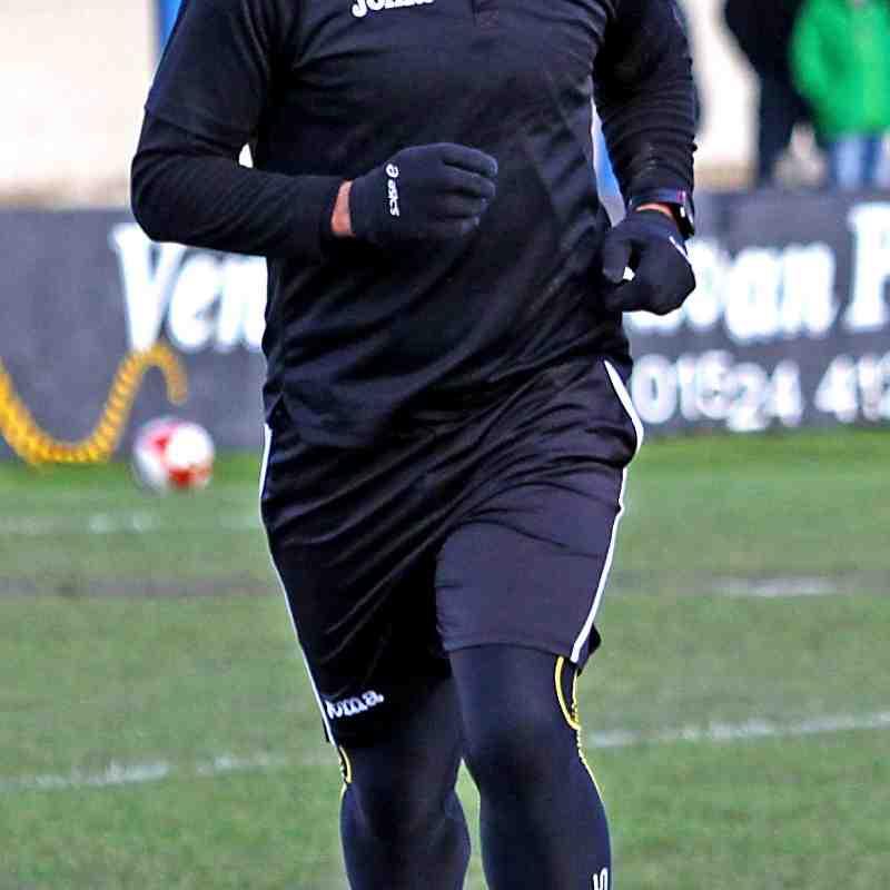 Lancaster City v Ossett Albion 17-01-15