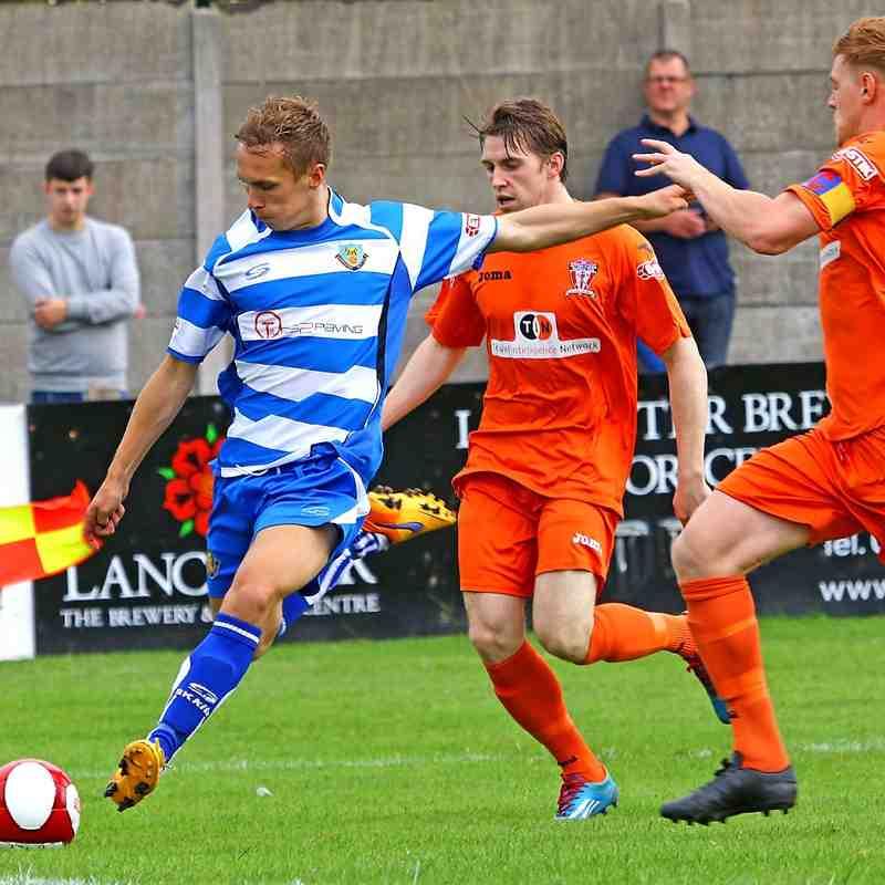 Lancaster City v Witton Albion courtesy of Tony North