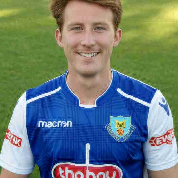 Craig Carney - Midfielder departs Lancaster City