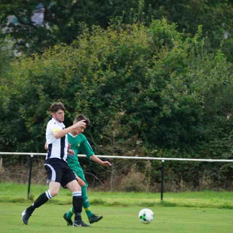 Llay Reserves v Coedpoeth Reserves 24.09.16 Won 5-2
