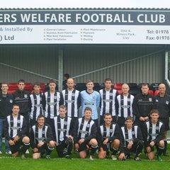 1st Team 2009/2010