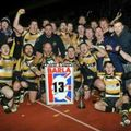 Drighlington beat Woolston Rovers 32 - 8