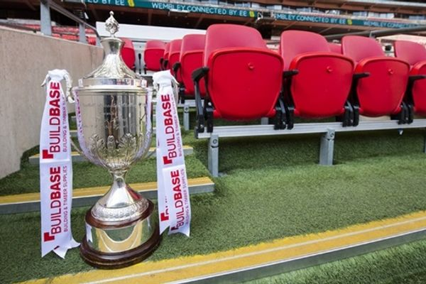 Buildbase - FA VASE FIRST ROUND DRAW