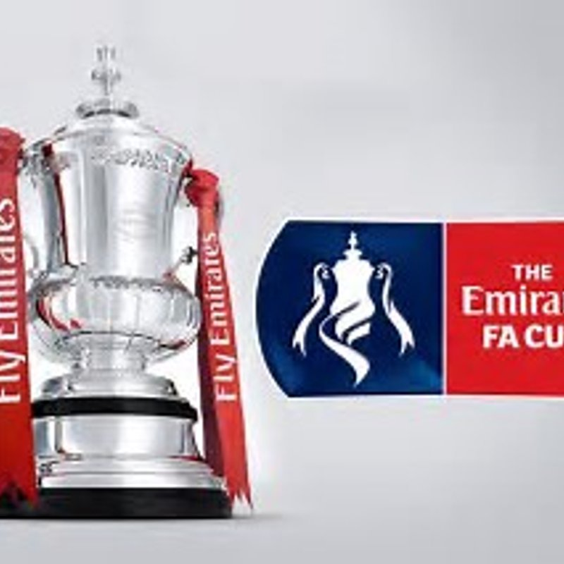 FA CUP 1Q ROUND DRAW MADE