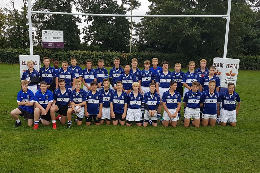 Grasshoppers vs. Bishop's Stortford RFC