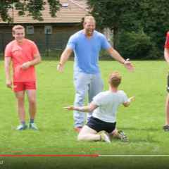 Official RFU Return to Rugby Videos Starring Longlevens RFC