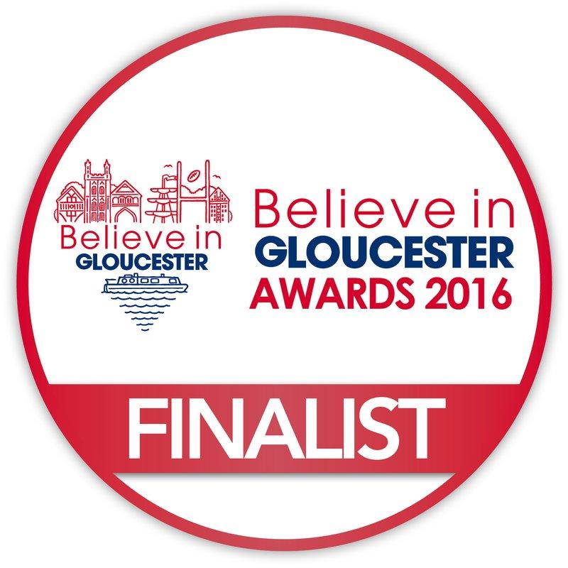 Longlevens RFC Shortlisted for Believe in Gloucester Awards