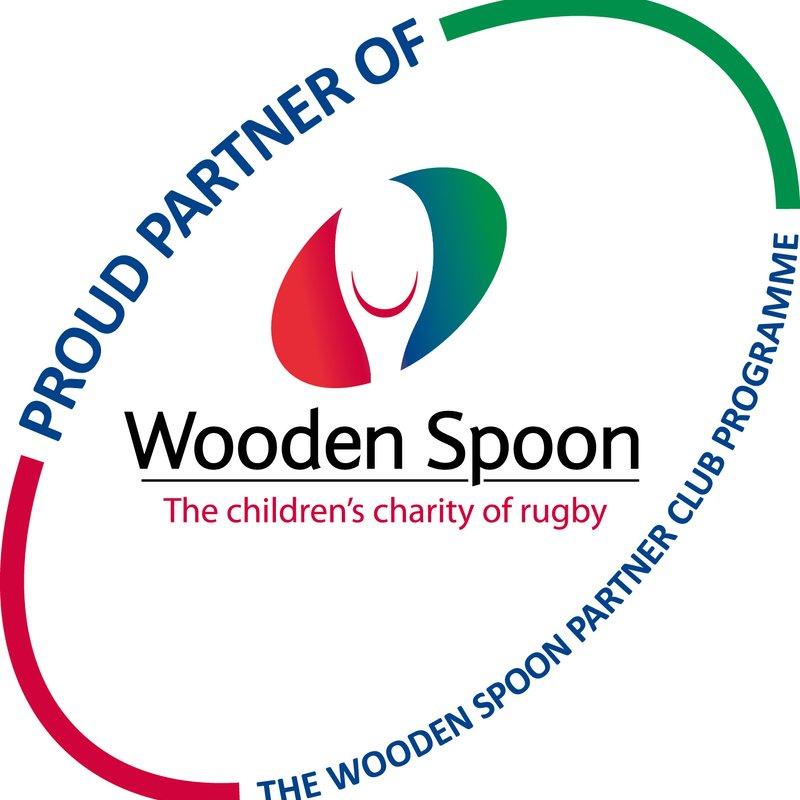 Charlie Sharples Supports Wooden Spoon Fund Raiser