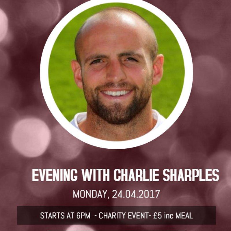 Fellow Wooden Spoon Partner Club hosts Charlie Sharples
