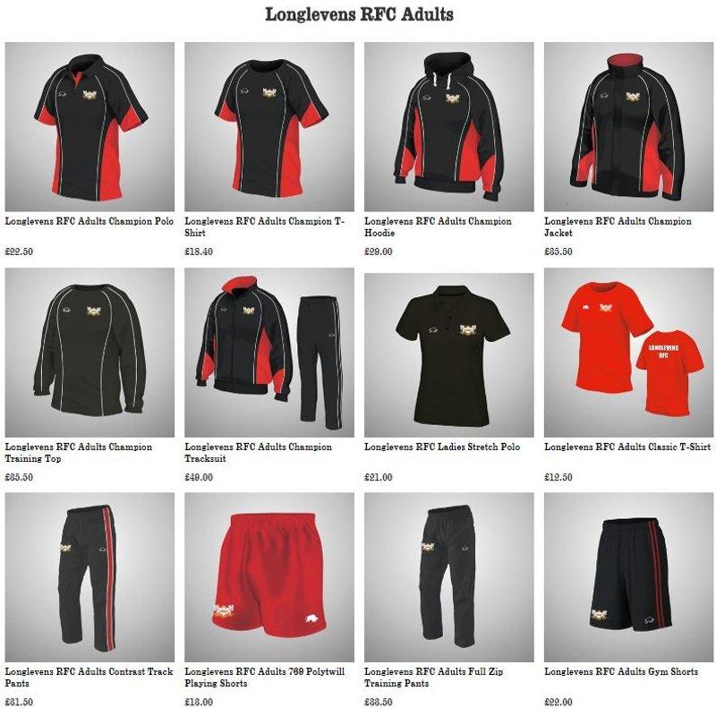 Raging Bull Longlevens RFC XMas Gifts - Order Now!