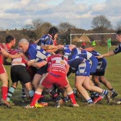 Longlevens 2nd XV v Stroud 2nd XV