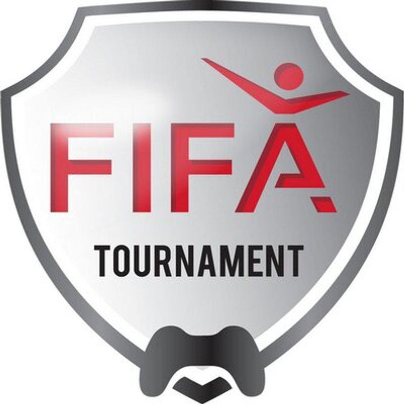 FIFA Tournament Sunday 1st April 2018