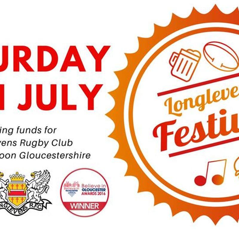 Longlevens Festival Sat 14th July 2018