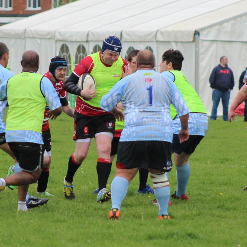 Gloucester Griffins 14 v Cardiff Chiefs 17