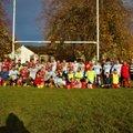 Dragons RFC vs. Gloucester Griffins
