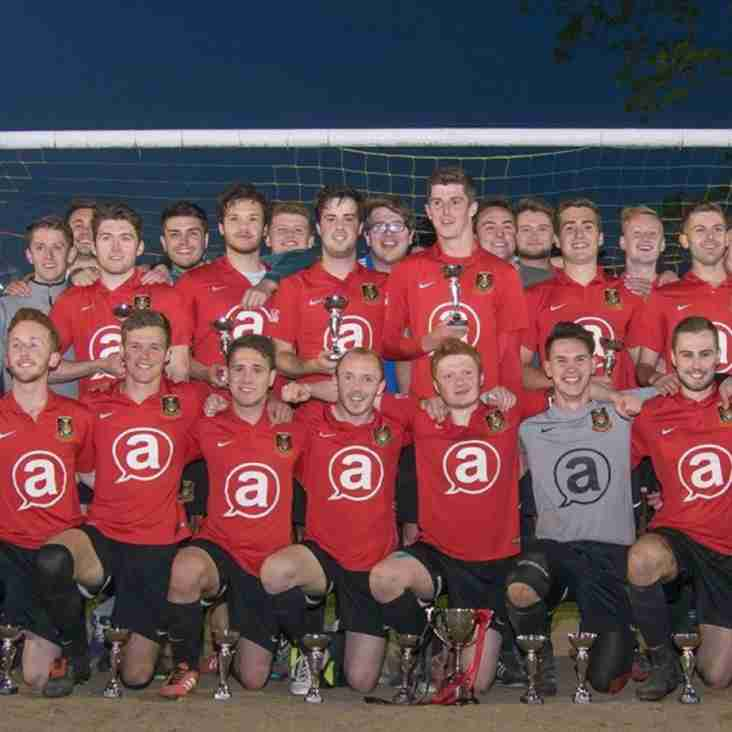 ABERYSTWYTH UNIVERSITY win E R JENKINS Cup