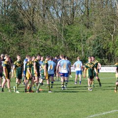 Woolston Rovers NWML v Orrel St James