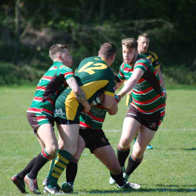 NCL Woolston Rovers 37 - 28 West Bowling