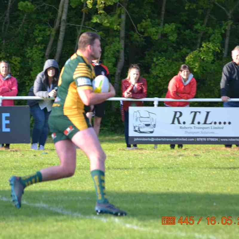 18s V Leigh Miners
