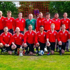 Reserves - Division 2 Champions 2016-17