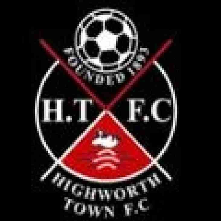 Witney In Shock Defeat At Highworth