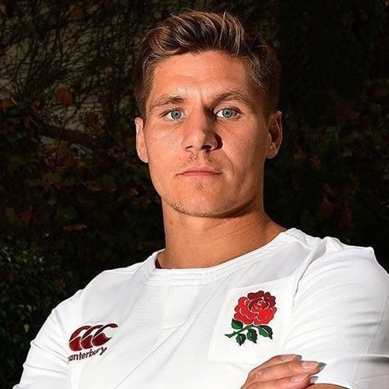 Piers Francis to make full England debut