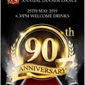 Old Gs End of Season Dinner Dance - Saturday 25th May - Get Your Tickets Now