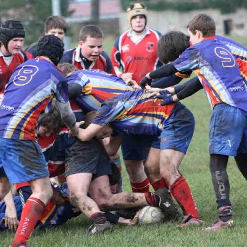 Glenzie U16 v Paisley (2)