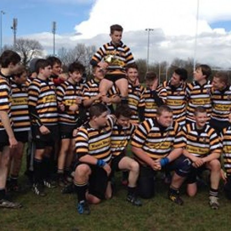 Colts lose to Long Buckby RFC 39 - 10