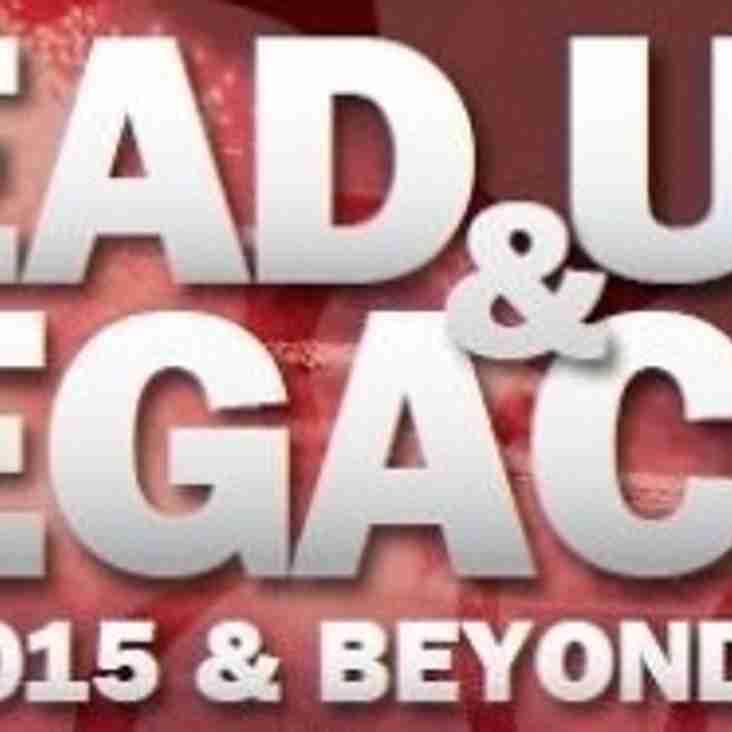 RFU Lead Up & Legacy