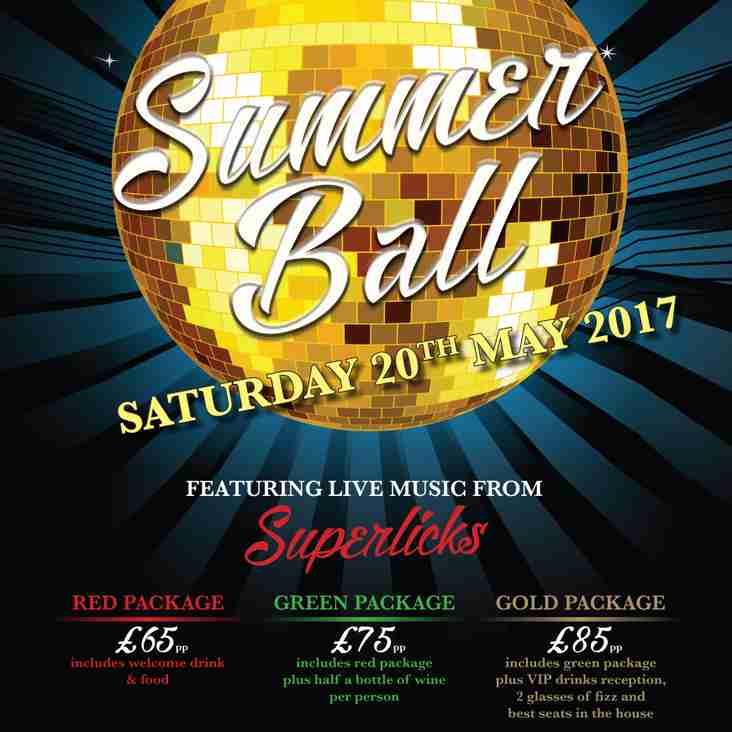 Selby RUFC Summer Ball 2017