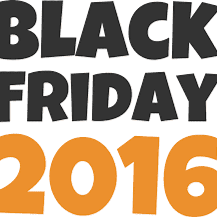 Black Friday with easyfundraising