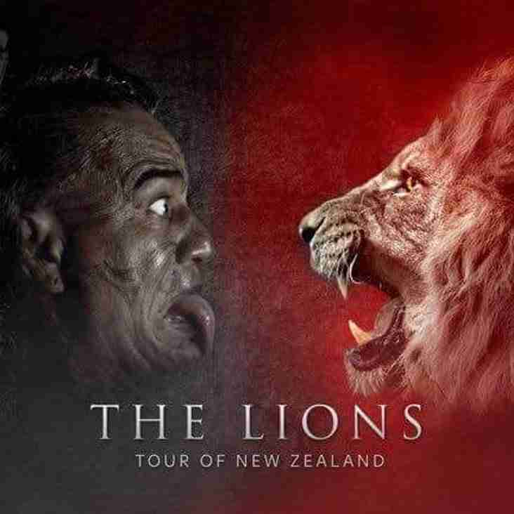 British & Irish Lions Tour 2017 at Selby RUFC