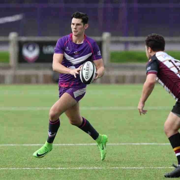 OEs sign Loughborough centre